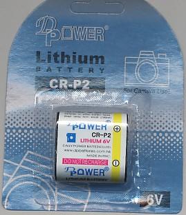Importador de Pilas CRP2 Distribuidor de pilas, relojes, baterias