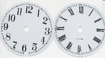 Importador de Fornituras y mallas Cuadrante 11cm Distribuidor de pilas, relojes, baterias