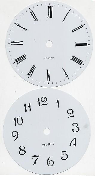Importador de Fornituras y mallas Cuadrante 13cm Distribuidor de pilas, relojes, baterias