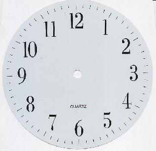 Importador de Fornituras y mallas Cuadrante 18cm Distribuidor de pilas, relojes, baterias