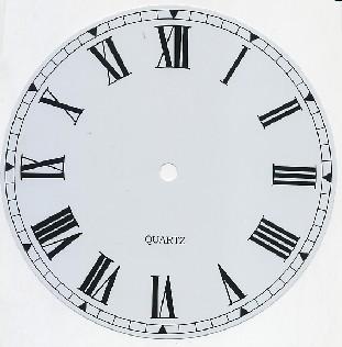Importador de Fornituras y mallas Cuadrante 18cm- Distribuidor de pilas, relojes, baterias