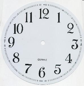 Importador de Fornituras y mallas Cuadrante 20cm Distribuidor de pilas, relojes, baterias