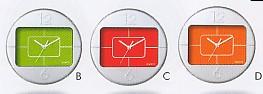 Importador de Relojes Relojes de Pared RP 6388 Distribuidor de pilas, relojes, baterias