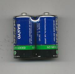 Importador de Pilas UM2 Sanyo Distribuidor de pilas, relojes, baterias