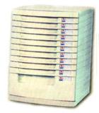 Importador de Electronica y varias YX-1908 MULTI-ARCHIVOS Distribuidor de pilas, relojes, baterias
