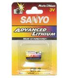 Importador de Pilas Sanyo CR2 Distribuidor de pilas, relojes, baterias