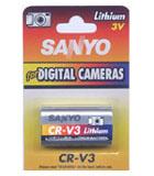 Importador de Pilas Sanyo CRV3 Distribuidor de pilas, relojes, baterias
