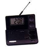 Importador de Electronica y varias QH208 Mini Radio Reloj Distribuidor de pilas, relojes, baterias