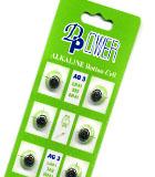Importador de Pilas AG3 Distribuidor de pilas, relojes, baterias