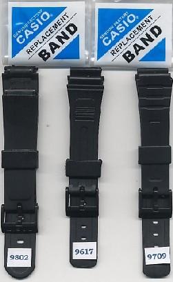 Importador de Fornituras y mallas Correa Casio Importada1 Distribuidor de pilas, relojes, baterias