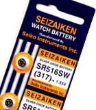 Importador de Pilas Pila 317 Distribuidor de pilas, relojes, baterias