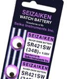 Importador de Pilas Pila 348 Seiko Distribuidor de pilas, relojes, baterias