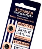 Importador de Pilas Pila 361 Seiko  Distribuidor de pilas, relojes, baterias