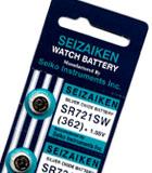 Importador de Pilas Pila 362 Seiko Distribuidor de pilas, relojes, baterias