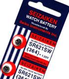 Importador de Pilas Pila 364 Seiko Distribuidor de pilas, relojes, baterias
