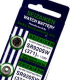 Importador de Pilas Pila 371 Seiko Distribuidor de pilas, relojes, baterias