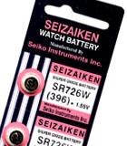 Importador de Pilas Pila 396 Seiko Distribuidor de pilas, relojes, baterias