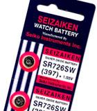 Importador de Pilas Pila 397 Seiko Distribuidor de pilas, relojes, baterias